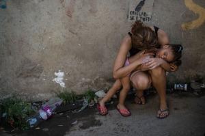 BRAZIL-FAVELA-MARACANA-DEMOLITION