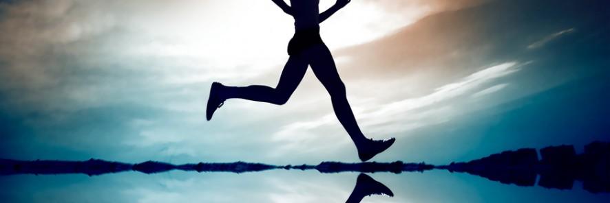 De rennende boeddha: meditatief hardlopen (1/3)