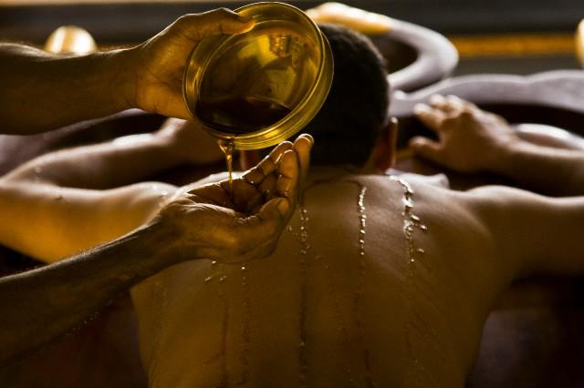 Japanse het geslacht van de massage