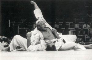 Wim Ruska wordt olympisch kampioen zwaargewicht in 1972 (Foto Spaarnestad/HH)