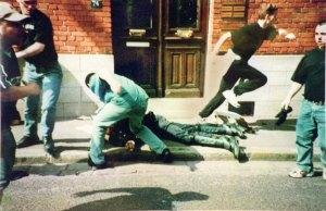 Daniel Nivel is in elkaar geslagen door Duitse hooligans