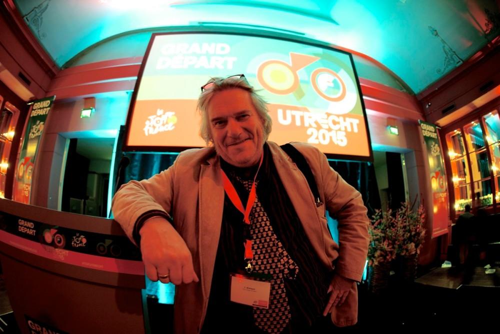 Jeroen Wielaert, de creatieve geest achter de Tour-start (2/3)