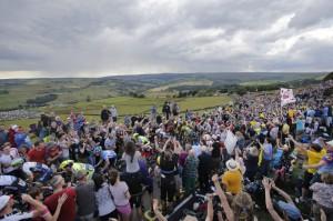 De Tour van 2014 in Engeland
