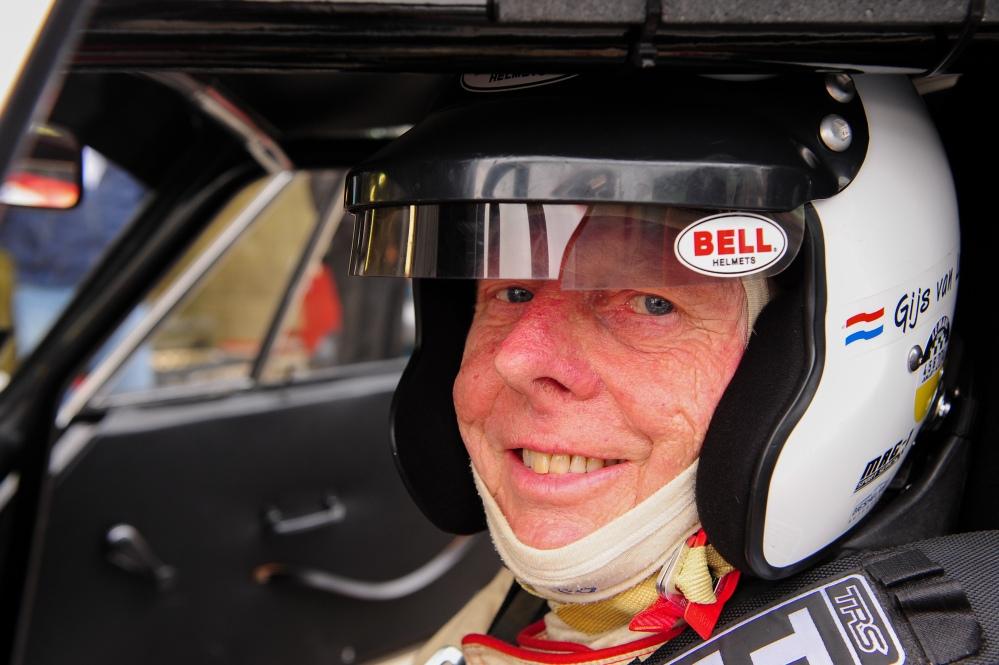 Gijs van Lennep, autocoureur die op de golfbaan bang is (2/2)