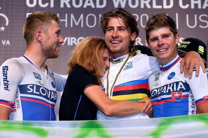 Peter Sagan en de opluchting in de wielerwereld